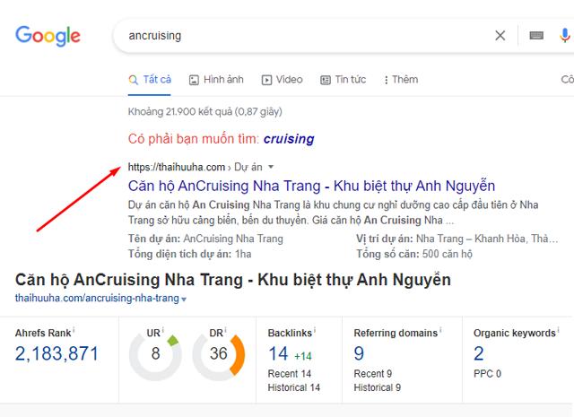 Dự án Ancruising Nha Trang