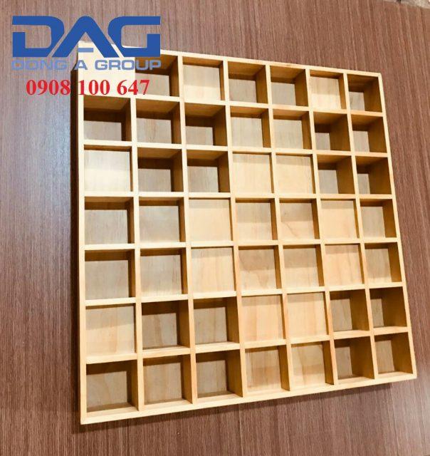 gỗ tán âm