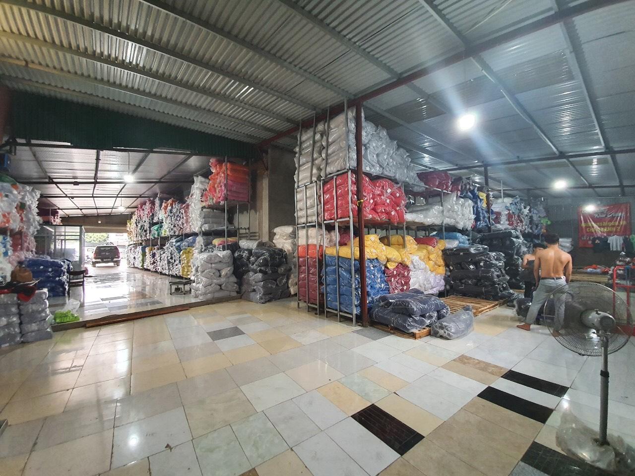 Xưởng dệt vải thun