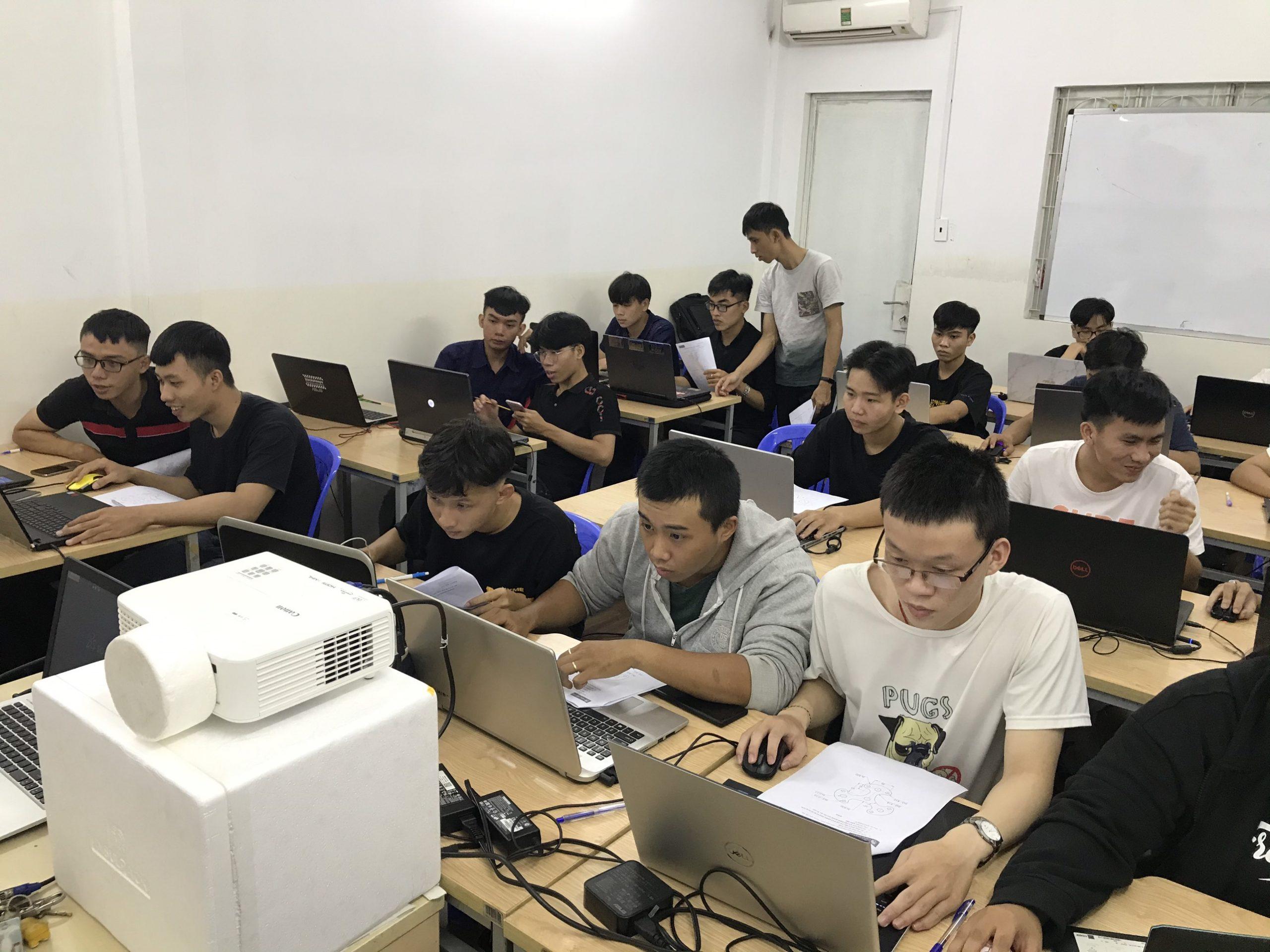 Khoá học Solidworks ở Bắc Ninh