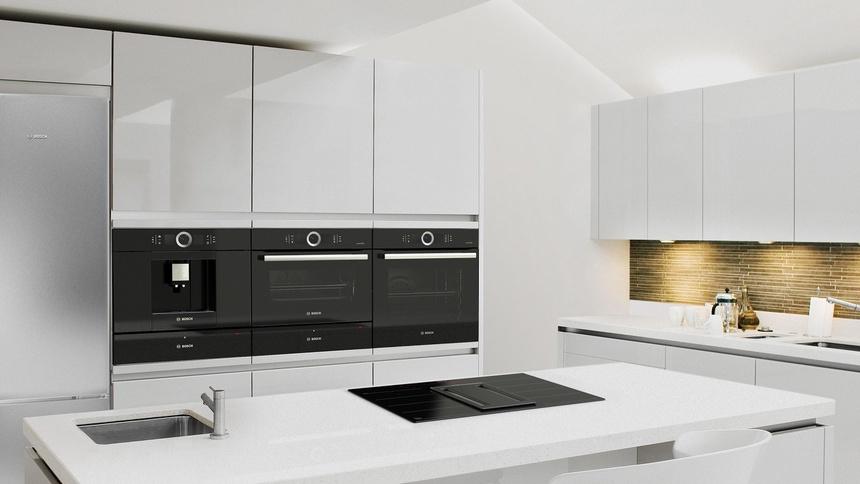 Tối ưu nhà bếp với nội thất nhập khẩu Đức