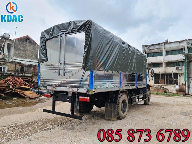 xe tải dongfeng 7 tấn 2 cầu