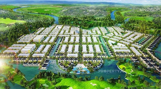 Chuyển Nhượng Biên hòa New City- mặt bằng Biên hòa