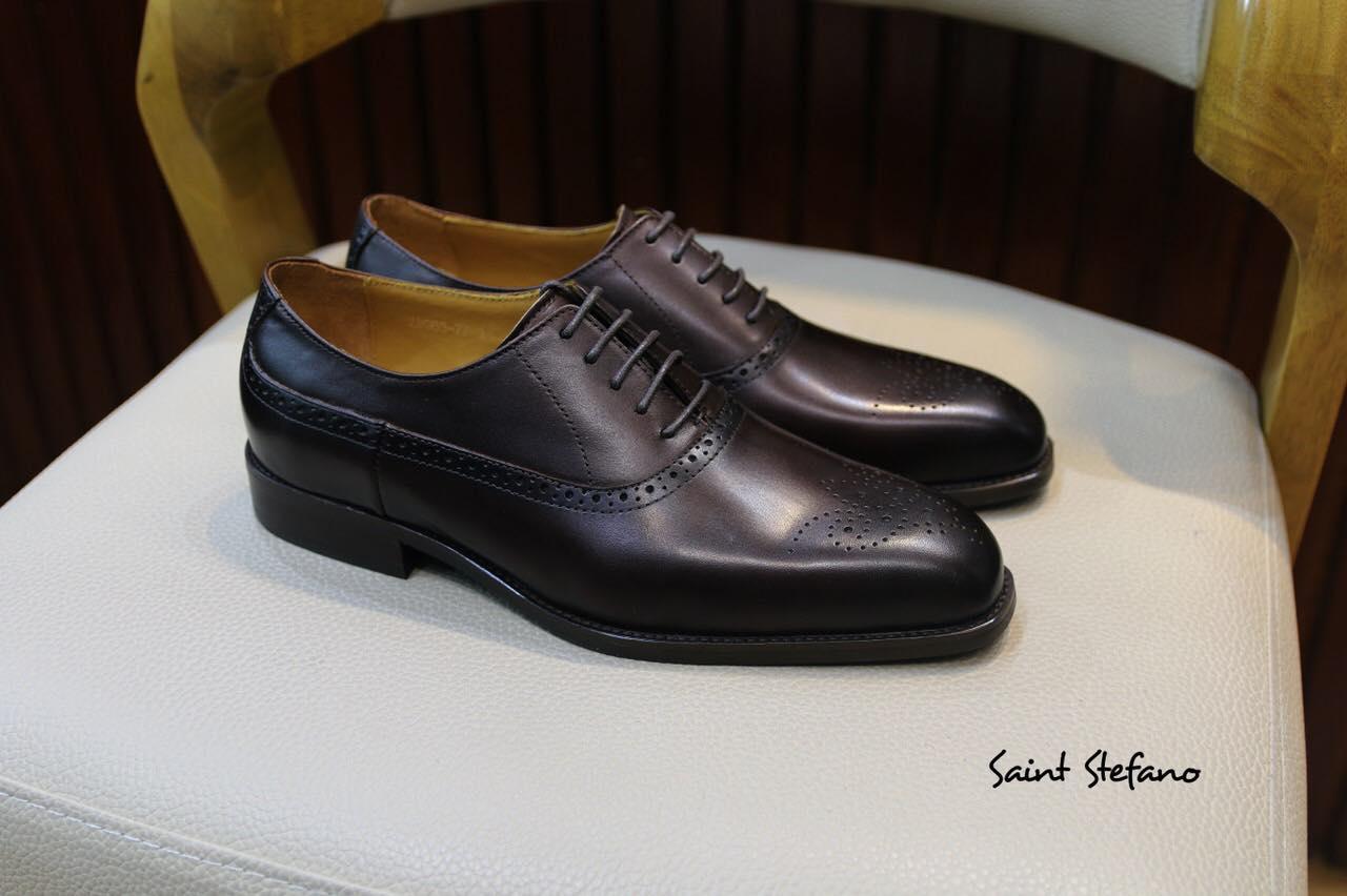 Những điều cần biết về last giầy - Giày Oxford