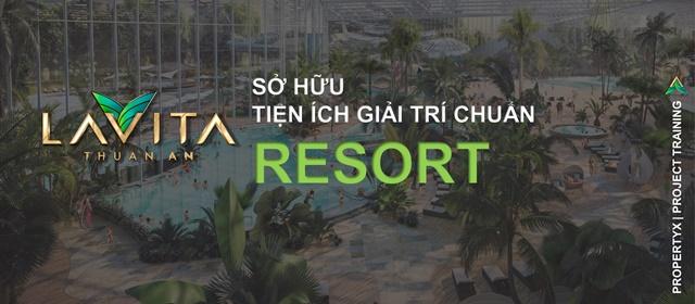 tiện ích chuẩn resort - Căn Hộ Lavita Thuận An