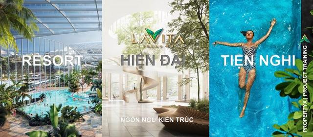 hiện đại -tiện nghi - Căn Hộ Lavita Thuận An