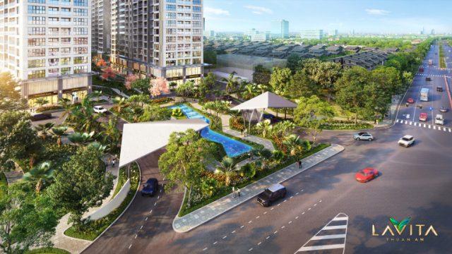 Dự án Lavita Thuận An