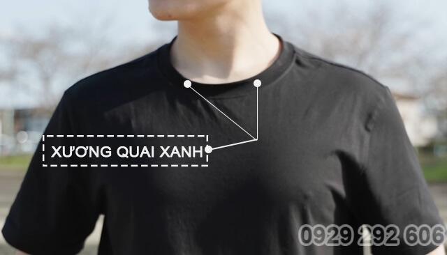 Chọn áo phông - Phần cổ áo