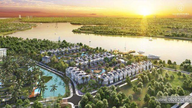 Resort 5 sao La Queenara Hội An