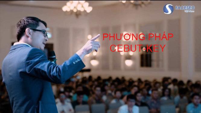 Tác giả phương pháp seo Cebut-Key - Linh Nguyễn