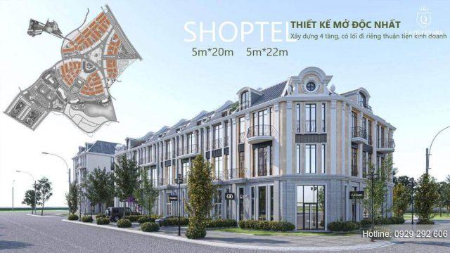 Shoptel La Queenara 5x20m