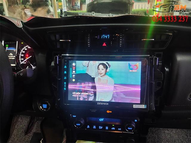 Màn hình DVD Android cho xe ô tô Tân Bình