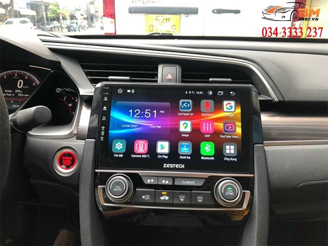mà hình dvd android cho xe hơi