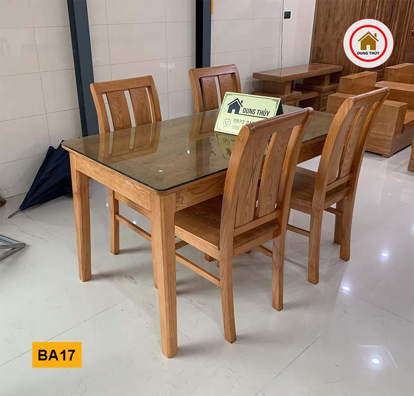 mua bàn ăn ở đâu tốt ở Hà Nội