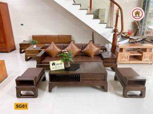 những mẫu bàn ghế gỗ đẹp nhất hiện nay