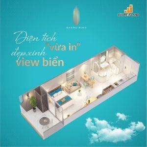 nhà mẫu căn hộ A - ANCruising Nha Trang