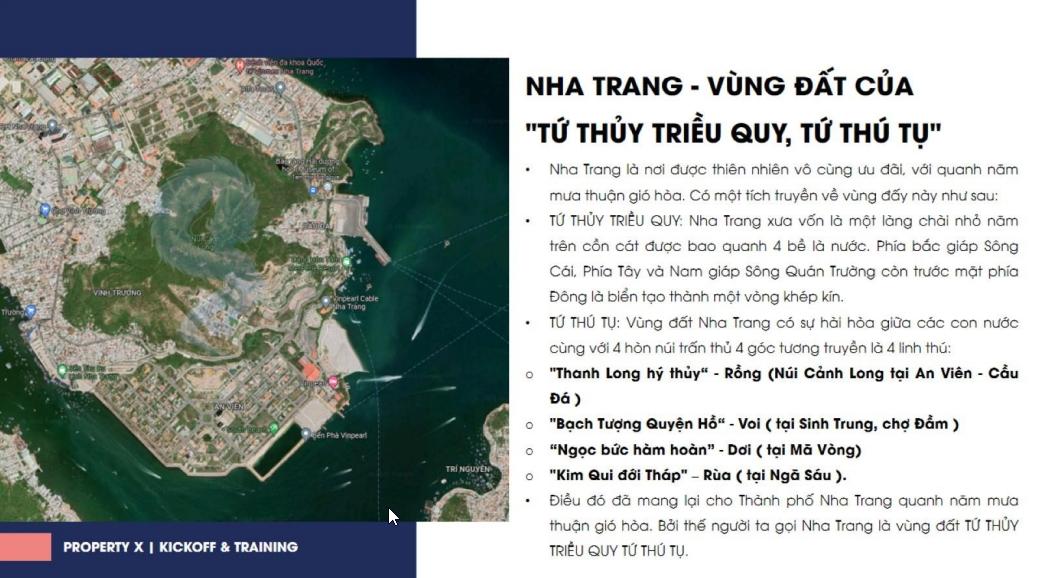 """Nha Trang – Vùng đất của """"Tứ thủy triều quy, tứ thứ tụ"""""""